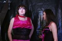 Perversiuni BDSM cu 2 lesbiene. Fisting anal cu 2 maini