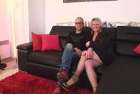 Cuplu matur face sex anal pentru bani