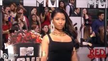 Nicki Minaj curva perversa cu un cur de iti vine sa bagi pula
